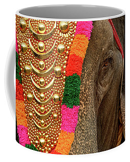 Festival Elephant Coffee Mug