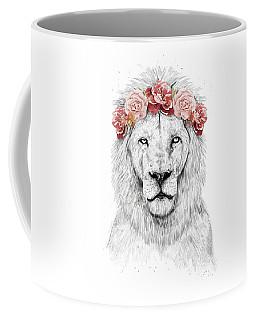 Festival Lion Coffee Mug