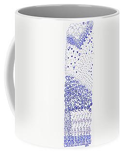 Festival Of Blues Coffee Mug