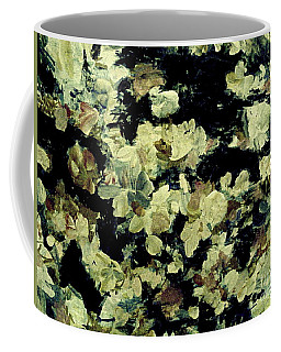 Coffee Mug featuring the painting  Festival Of Flowers by Nancy Kane Chapman