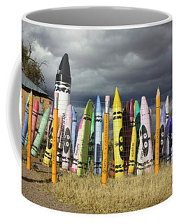 Festival Of The Crayons Coffee Mug