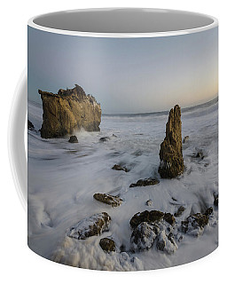 Malibu Monoliths Coffee Mug