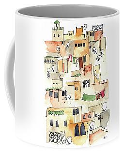 Fez Medina 2017 Coffee Mug