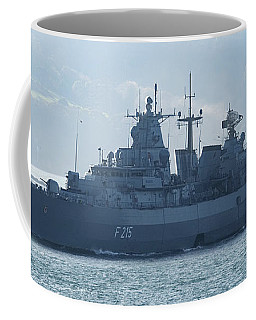 Fgs Brandenberg Leaving Plymouth Coffee Mug