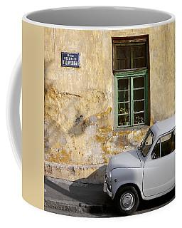 Fiat 600. Belgrade. Serbia Coffee Mug