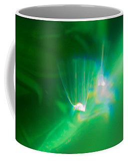 Coffee Mug featuring the photograph Fibers by Greg Collins
