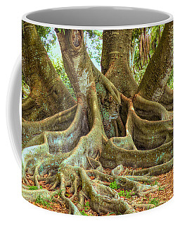 Ficus Roots Coffee Mug