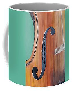 Fiddle I Coffee Mug