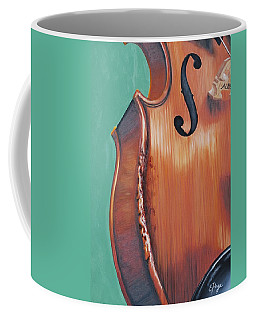 Fiddle IIi Coffee Mug