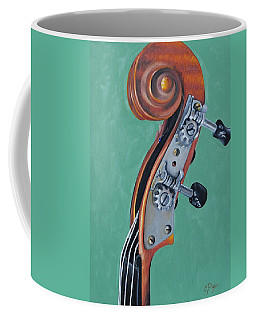 Fiddle Iv Coffee Mug