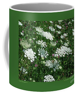 Field Bouquet-iv Coffee Mug