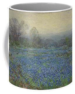 Field Of Bluebonnets Coffee Mug