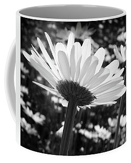 Field Of Daisies And The Little Ant Coffee Mug