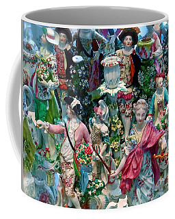 Field Of Dreams Coffee Mug by Ira Shander