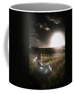 Coffee Mug featuring the photograph Field Of Dreams by Jorgo Photography - Wall Art Gallery