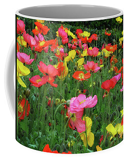 Field Of Poppies Coffee Mug