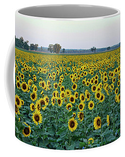 Field Of Sunshine Coffee Mug