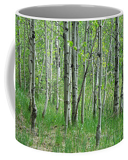 Field Of Teens Coffee Mug