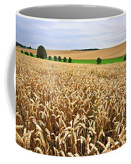 Field Of Wheat Coffee Mug
