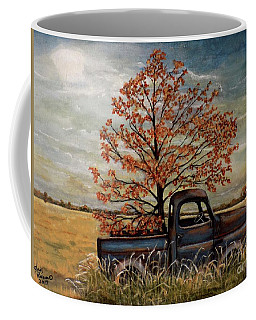 Field Ornaments Coffee Mug by Judy Kirouac