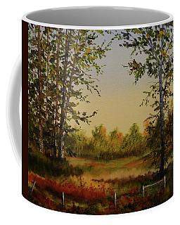 Fields And Trees Coffee Mug