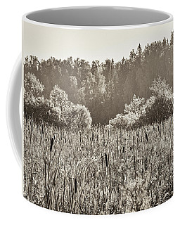 Fields Of Bulrush Coffee Mug