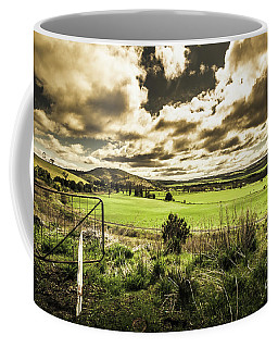 Fields Of Dynamic Range Coffee Mug