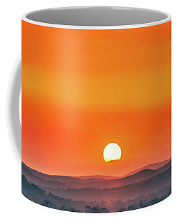 Fields Of Haze Coffee Mug
