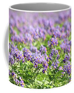 Fields Of Purple Coffee Mug