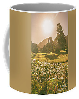 Fields Of Springtime Coffee Mug