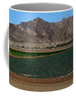Fields Of Yuma Coffee Mug