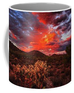 Fierce Beauty Coffee Mug