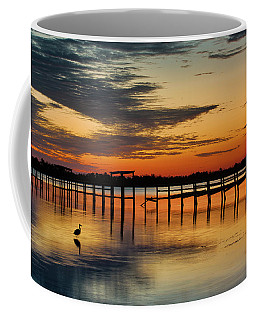 Fiery Beginning Coffee Mug