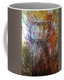 Fiery Earth Latte Stone Coffee Mug