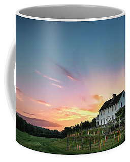 Fiery Embrace Coffee Mug
