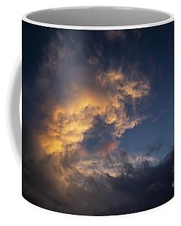 Fiery Wave Coffee Mug