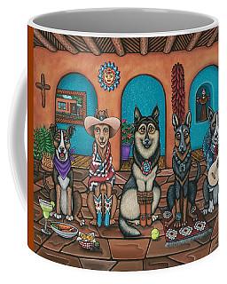 Fiesta Dogs Coffee Mug