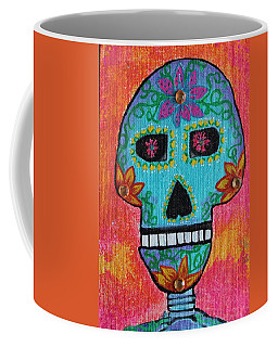 Fiesta Of Colors Coffee Mug