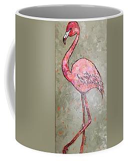 Fifi Flamingo Coffee Mug