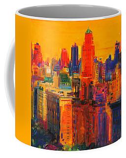 Fifth And Madison Coffee Mug