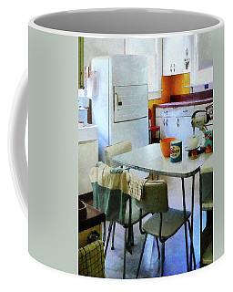 Fifties Kitchen Coffee Mug