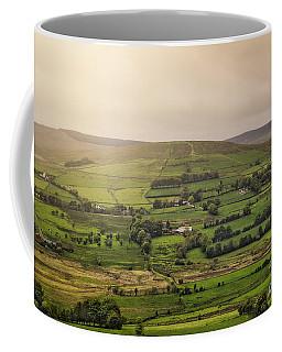 Fifty Shades Of Green Coffee Mug