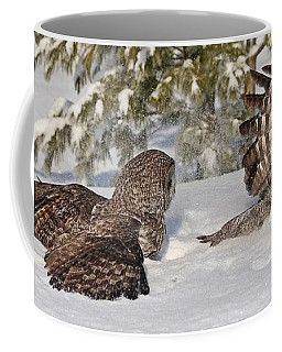 Fight Or Flight Coffee Mug