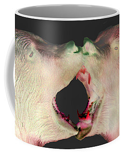 Fighting Bears Coffee Mug