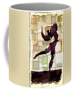 Figurative Dancer Coffee Mug