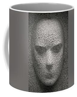 Figure In Stone Coffee Mug