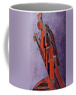 Figure Study Design For Sculpture Coffee Mug