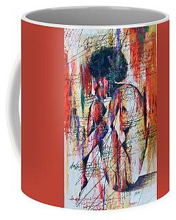 Figuring It Out Coffee Mug