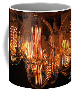 Coffee Mug featuring the photograph Filaments by Rick Locke