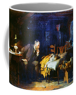 Fildes The Doctor 1891 Coffee Mug